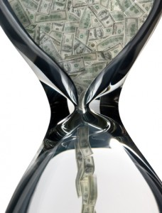 Is time really all about money?
