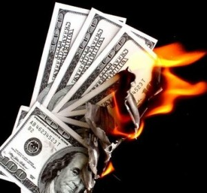 companies-burning-cash-on-IT